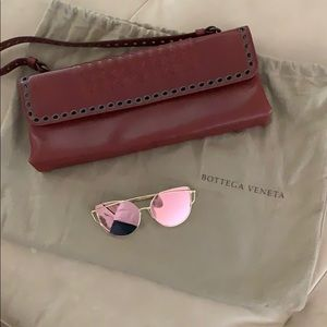 Bottega Venetia Clutch